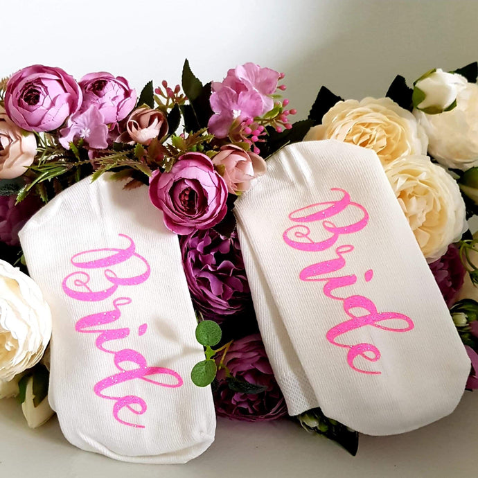 Bridal Party Socks