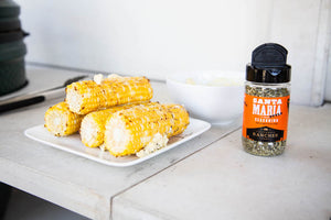 Santa Maria-style Butter with Grilled Corn