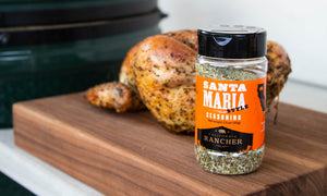 Santa Maria-style Oven-Roasted Chicken