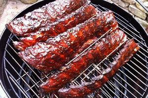 Easy Oaky & Smoky Babyback Ribs