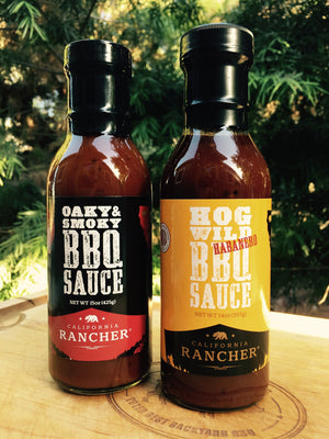 Craft BBQ Sauce Combo Set