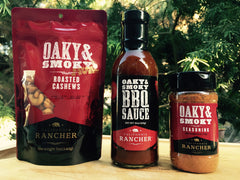 Oaky & Smoky Sampler