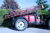 Trailed Case Sprayer 21m and 2200L Tank