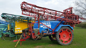 Trailed Gem Sprayer 24m and 3600L Tank