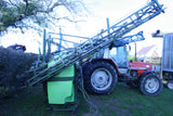 Mounted Tecnoma Sprayer 18m / 21m with 1200L Tank