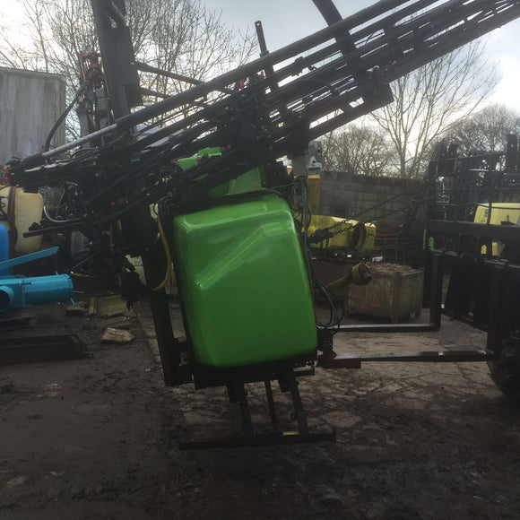 Mounted Tecnoma Sprayer 12m with 1000L Tank