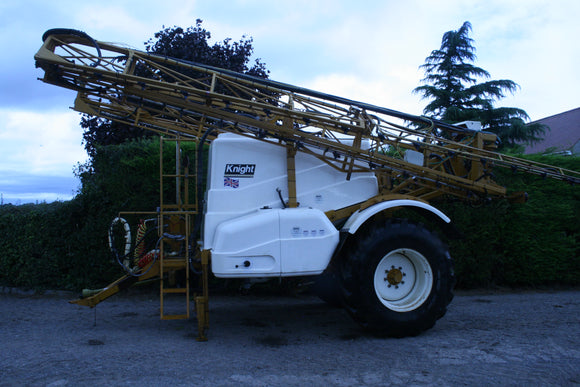 Trailed Knight Sprayer 28m / 30m and 4000L Tank