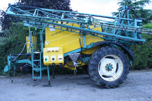 Trailed Cleanacres / Knight Sprayer 24m and 4000L Tank
