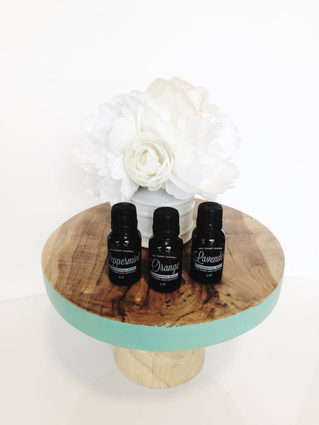 Essential Oils :: Beginner's Trio
