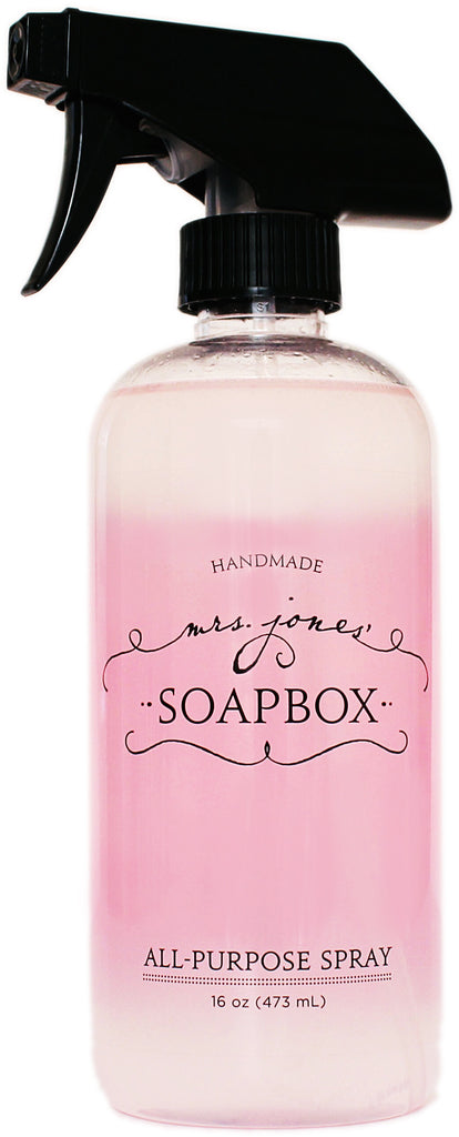 All Purpose Spray Mrs Jones Soapbox