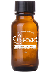 100% Pure & Natural Lavender Essential Oil