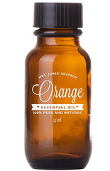 100% Pure & Natural Sweet Orange Essential Oil