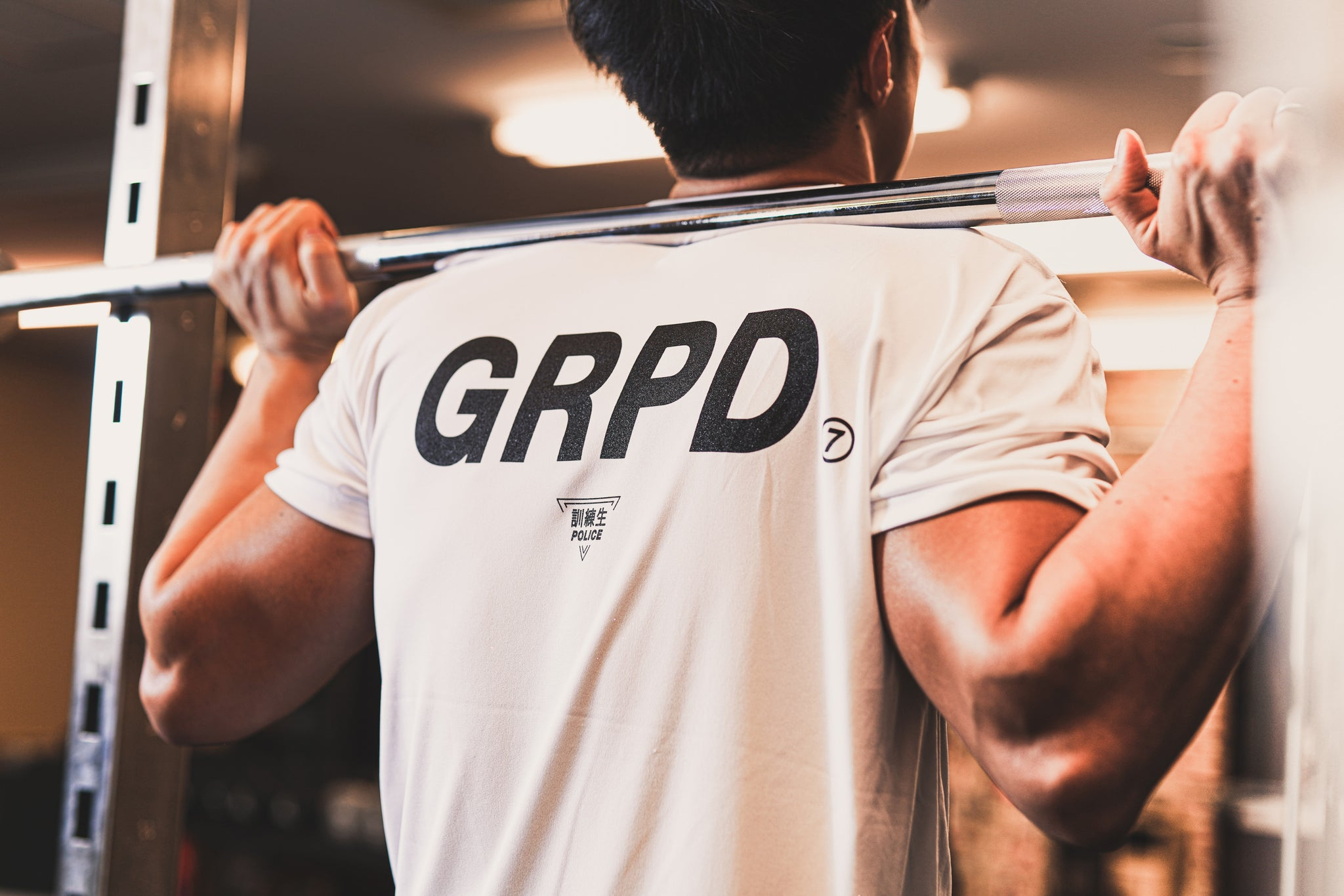 GRPD 2ND COLLECTION 19AW