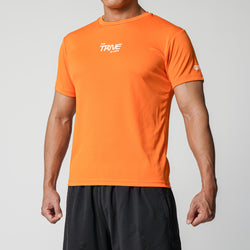 THE TRNE TEE / ORANGE (CS-02)