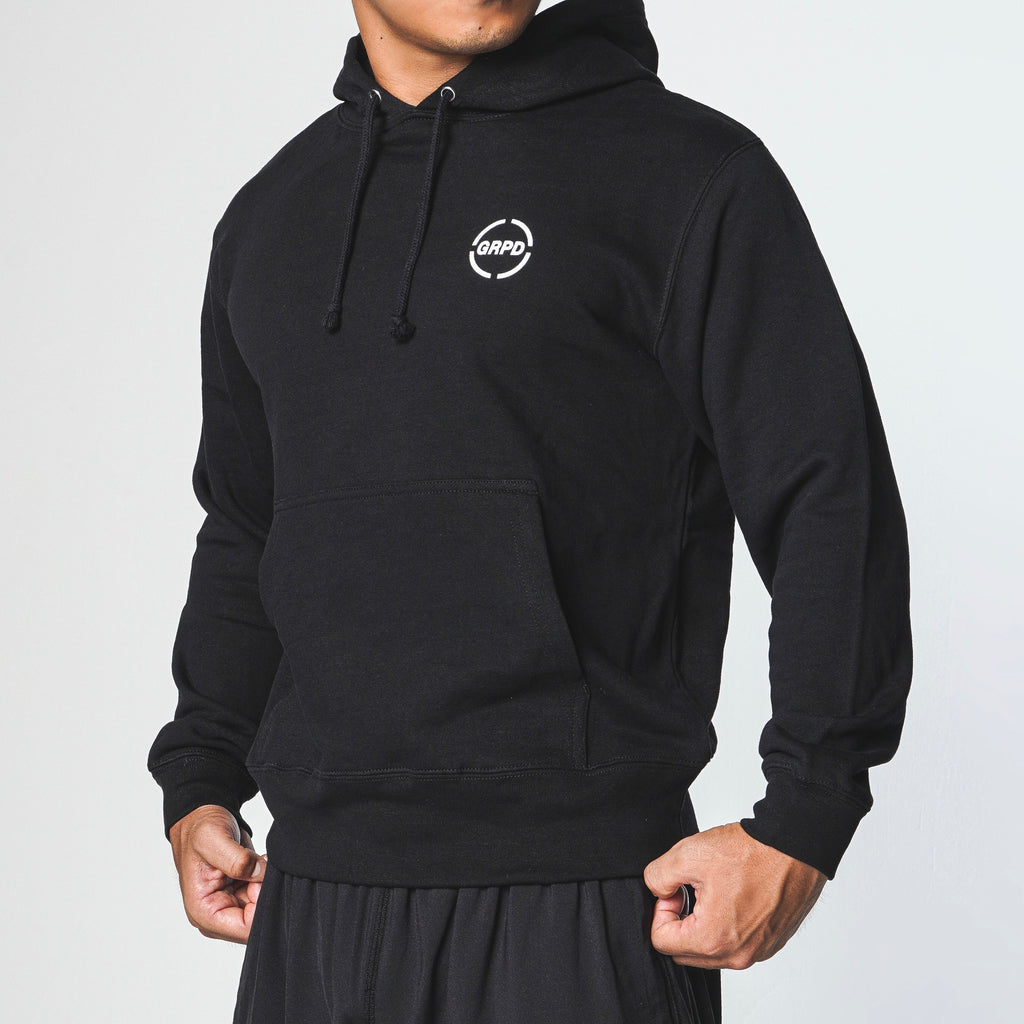 BIG LOGO HOODY / BLACK (CS-09)
