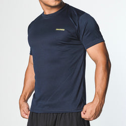 TRAINEE TEE NO.1 / NAVY (CS-03)