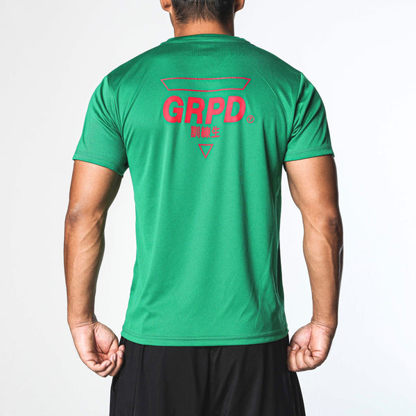 TRAINEE TEE NO.1 / GREEN (CS-03)