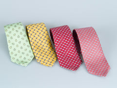 Bentley Cravats Made in USA Silk Critter Ties