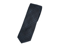 Bruno Piatelli Slim Wool Check Tie