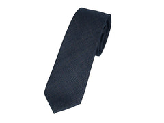 Bruno Piatelli Slim Wool Micro Check Tie