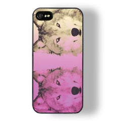 Arctic Wolves iPhone 5/5S Case