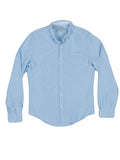 JACHS NY Oxford Button Down Shirt Blue