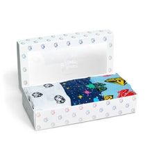 Happy Socks Limited Edition Billionaire Boys Club Collaboration Boxer Set
