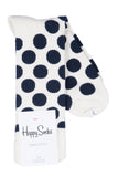 Happy Socks Big Dot Socks Size 9-11