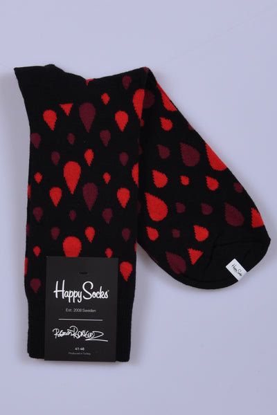 Happy Socks Limited Edition Robert Rodriguez Blood Socks