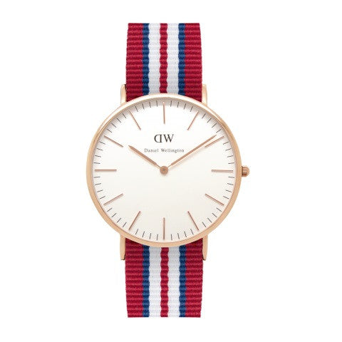 Daniel Wellington Classic Exeter Natostrap Watch