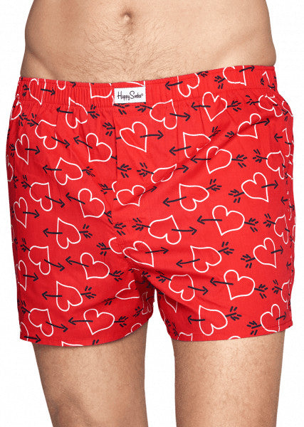 Happy Socks Arrows and Hearts Boxers