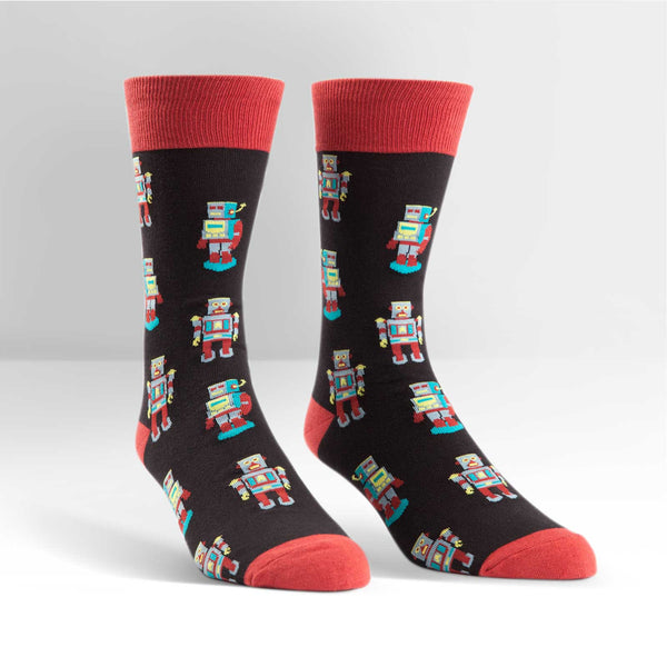 Sock It To Me Robosock Socks