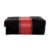 Wurkin Stiffs Ballistic Nylon Doppel Bag Black Red