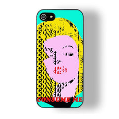 Marilyn Monroe iPhone 5/5S Case
