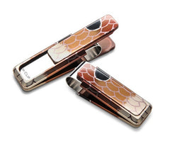M-Clip Hand Painted Redfish Money Clip