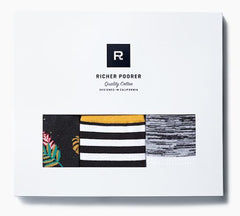 Richer Poorer Boxed Gift Set Paradiso (3 pairs)