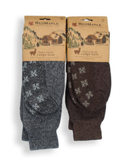 Alpaca Casual Lodge Socks