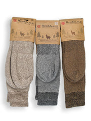 Alpaca Trailblazer Antimicrobial Boot Socks