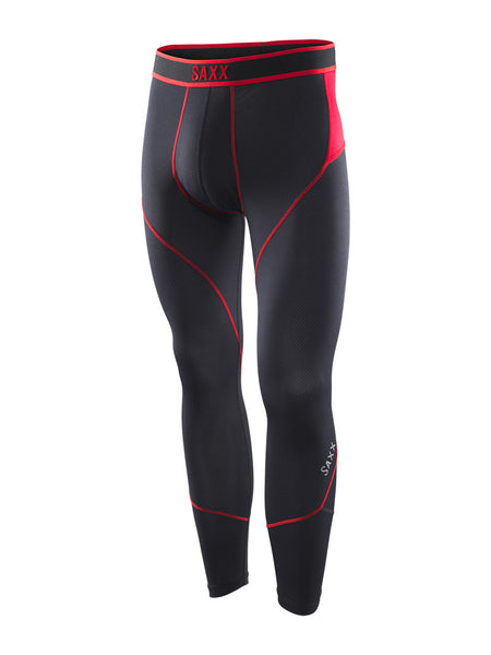 Saxx Kinetic Tights Black/Red