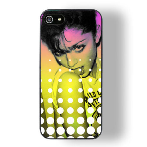 Madonna iPhone 5/5S Case