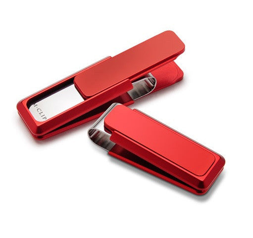 M-Clip Ultralight Money Clip Red