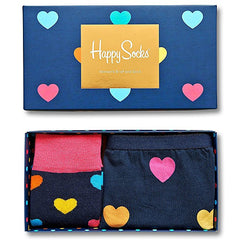 Happy Socks Women's Hearts Boxed Set