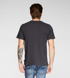 Threads 4 Thought Solid Crew Neck Organic Cotton Tee Carbon