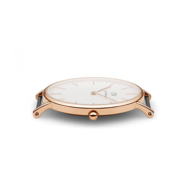 Daniel Wellington Classic Cambridge Natostrap Watch