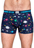 Happy Socks Limited Edition Billionaire Boys Club Collaboration Boxer Briefs Space