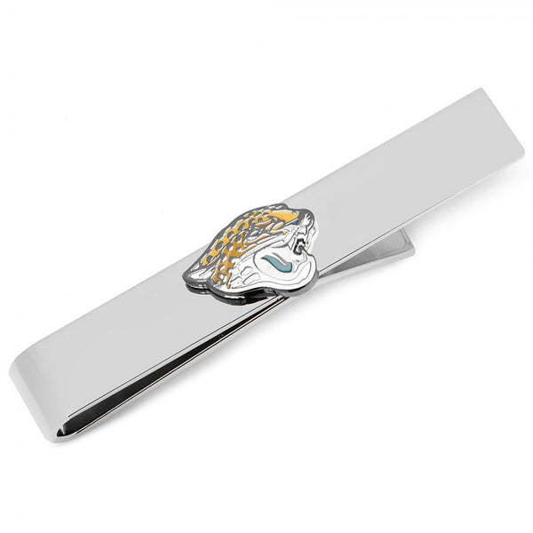 Jacksonville Jaguars Officially Licensed Cufflinks Tie Bar Gift Set