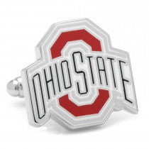 Ohio State Buckeyes Officially Licensed Cufflinks Money Clip Gift Set