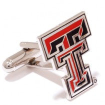 Texas Tech Red Raiders Officially Licensed Cufflinks Tie Bar Gift Set
