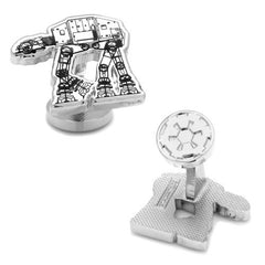 Star Wars AT-AT Walker Blueprint Cufflinks Officially Licensed
