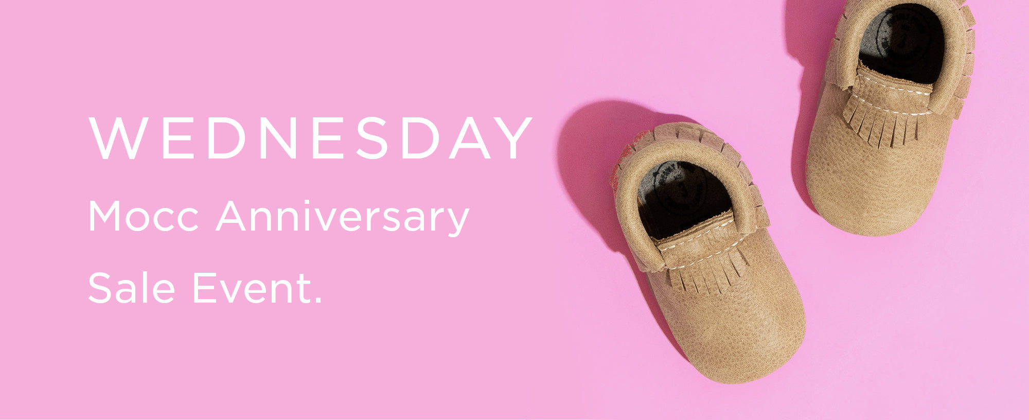Special Discount on Moccs!